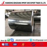 Bobinas de acero galvanizado/Gi para edificio