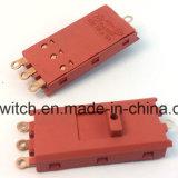 Miniature de 2 à 3 positions Micro bascule bipolaire 16un commutateur à glissière