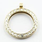 316L Tegenhanger de van uitstekende kwaliteit van het Medaillon van de Manier van het Roestvrij staal voor de Juwelen van de Gift