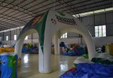 Inflatablerのテント、8*8*4m