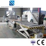 Holzbearbeitung CNC, der Maschinerie für hölzerne Möbel fährt