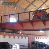 Grúas de arriba móviles de la grúa de puente de 3 toneladas mini