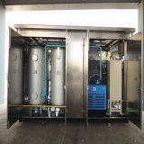 Luft-Trennung-Geräten-kundenspezifischer Stickstoff, der Set festlegt