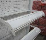 Estante metálico del supermercado de la visualización del almacén de los cosméticos