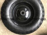 농장은 변죽을%s 가진 튼튼한 외바퀴 손수레 타이어 4.00-8를 도구로 만든다