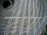 Engranzamento de fio feito malha 316 para o filtro