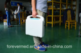 Equipamento diagnóstico portátil do ultra-som portátil de Doppler da cor do caderno