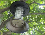 Mosquito Killer Solar POWER LED Lamp Outdoor Garden Yard Lawn Walkway Light