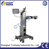 Machine chaude d'inscription de laser de vente pour la chaîne de production de câble