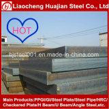 Placa de aço laminada a alta temperatura da Senhora carbono na bobina