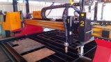 Tipo plasma del cavalletto di CNC & tagliatrice smussata della fiamma