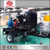 La pompe à eau diesel de 6 pouces pour système d'irrigation sprinkleur