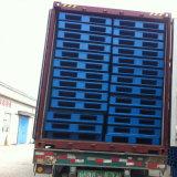 1200X1000 Stakable paletes de plástico, paletes de plástico, paletes de plástico para serviço pesado