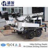 La mayoría Salable y capaz, el precio de la máquina de perforación de pozos profundos (HF150T)