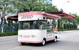De Elektrische Restauratiewagen van de straat/de Elektrische Vrachtwagen van het Voedsel