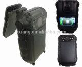 Minikarosserien-Kamera-Uhr-Videogerät-Polizei-tragbare Tasten-Kamera