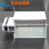 Shandong aluminium extrudé pour mur rideau en verre