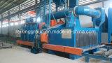 Qualitäts-Rolle durch Typen Granaliengebläse-Reinigungs-Maschine