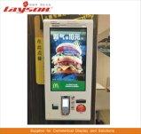 LCD van 13.3 Duim Signage van de Vertoning het Digitale Voedsel van de Zelfbediening van de Reclame of Kiosk van Internet van de Informatie van het Scherm van de Aanraking van de Kiosk van de Betaling van de Rekening van de Verkoop van het Kaartje de Interactieve