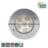Resistente al agua IP68 LED 18W luz subacuática