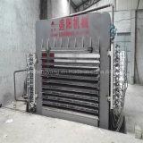 Máquina quente da madeira compensada da imprensa de Linyi para a linha de madeira