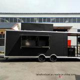 تجاريّة متحرّك شبكة عربة يقايض طعام متحرّك طعام مقطورة
