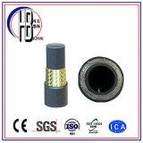 Ausgezeichnete materielle Hochdrucköl-Absaugung bespritzt /Hose-Gummi-Schlauch mit einem Schlauch