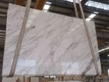 Volakas bianco Marble per Flooring Tile, Stair, Wall Tile
