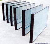Glace creuse Inférieure-e/glace en verre en verre/isolante isolée de double vitrage