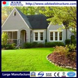 Дом стальной структуры высокого качества легкая собранная Prefab передвижная