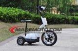 Chinesischer schwanzloser einfacher Mitfahrer-elektrischer Roller Es5013 des Motor500w hergestellt in China auf Verkauf