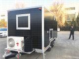 2017 кухня автомобиль пищи Ван блины - крэпс торговые автоматы тележки