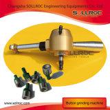 압축 공기를 넣은 손 파악 Sollroc 단추 비트 분쇄기