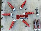 Fournisseur de la Chine de camion de pompe concrète de qualité de Hight un plus petit