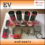SA4d95 SA4d95L4d95 de AEA AEA4d95le anillos de pistón camisa del cilindro Kit para Komatsu piezas del motor