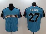 Ha personalizzato tutto il nome qualunque no. Qualsiasi pullover di baseball di Jakson di angeli di Los Angeles di marchio della squadra