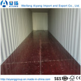 28mm fill hard core for container Flooring