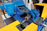 Length Roller Shear Cutting Device를 가진 나선형 Duct Machine