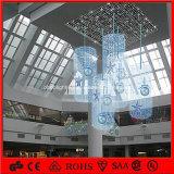 LEDの軽いショッピングモールの休日の装飾ライト、多彩なハングの装飾ライト