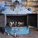 Carro de plataforma giratoria de diseño más recientes de la máquina de granallado Shot/máquina de desincrustación