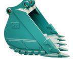 Cubeta Digger/cubeta da máquina escavadora para a lagarta/KOMATSU/Hitachi/Kato/Sumitomo/Kobelco/Daewoo/Hyunda