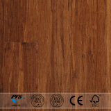 1850*125*14mm Handscraped antiguos carbonizado haga clic en Sistema hilo tejido de pisos de bambú)