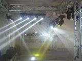 Vier Hoofd LEIDENE 4X10W RGBW Straal die HoofdLicht bewegen