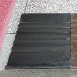 Pisada de escalera o suelo de la escalera de la tarjeta del paso de progresión de la escalera en material de WPC