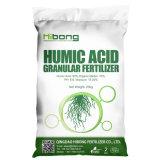 Fonte Mineral ácido húmico fertilizante orgânico Granular