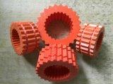 Elemento do acoplamento da alta qualidade 4h-11h Hytrel pelo material de Du Pont Hypalon com cor vermelha