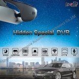 1080P Car DVR Special para Audi Support Driving Record, WiFi Mirrorlink, Loop Video