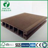 Для использования вне помещений Пол WPC материалов для украшения для установки вне помещений