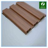 Dentro da placa plástica de madeira impermeável e Soundproof da parede do composto WPC/PVC