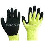 Ближний свет из пеноматериала латексные перчатки теплой зимой рабочие перчатки
